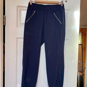 Athleta Aspire pants. Navy